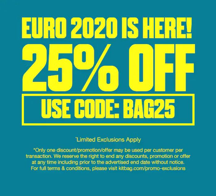 Save 25% off All Orders Sitewide