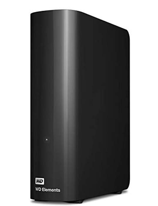 WD 18TB Elements Desktop External Hard Drive