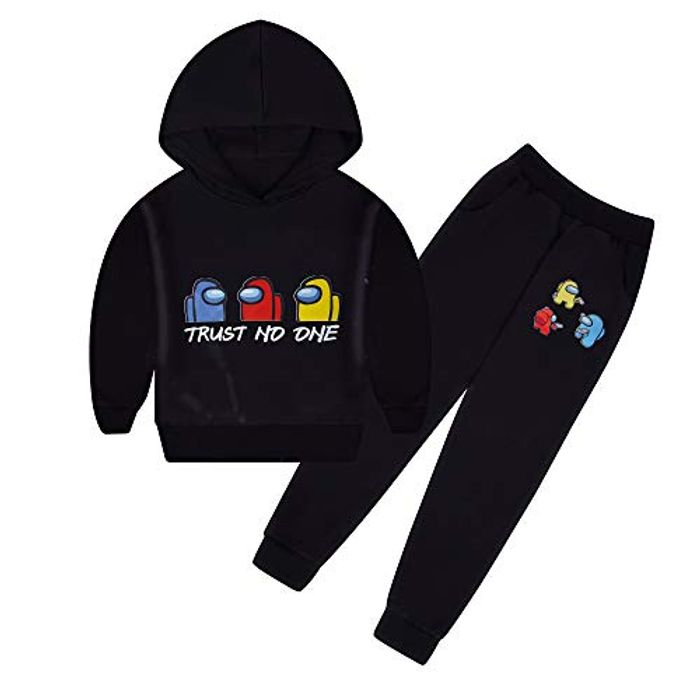 Among Us Tracksuit Kids Hoodie and Sweatpants - Only £7.56!