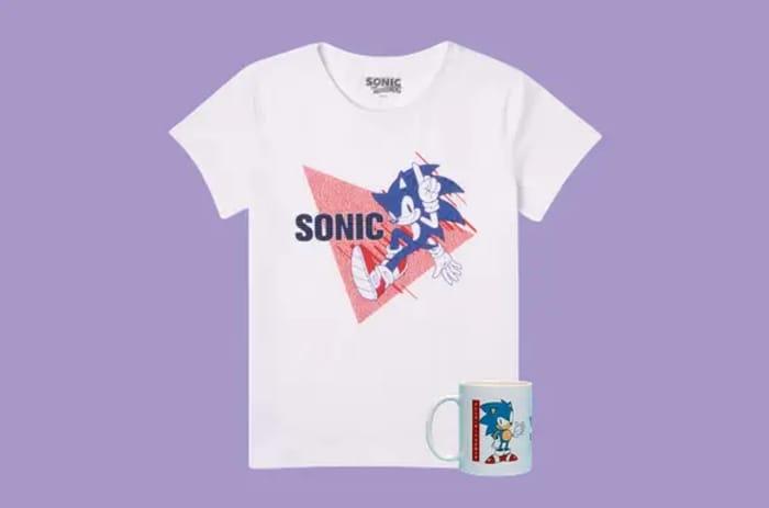 Sonic the Hedgehog Bundle £8.99