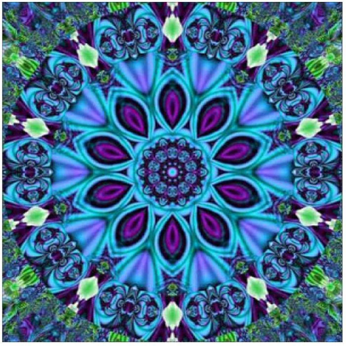 5D Diamond Painting Art Craft for Home Wall Kaleidoscope