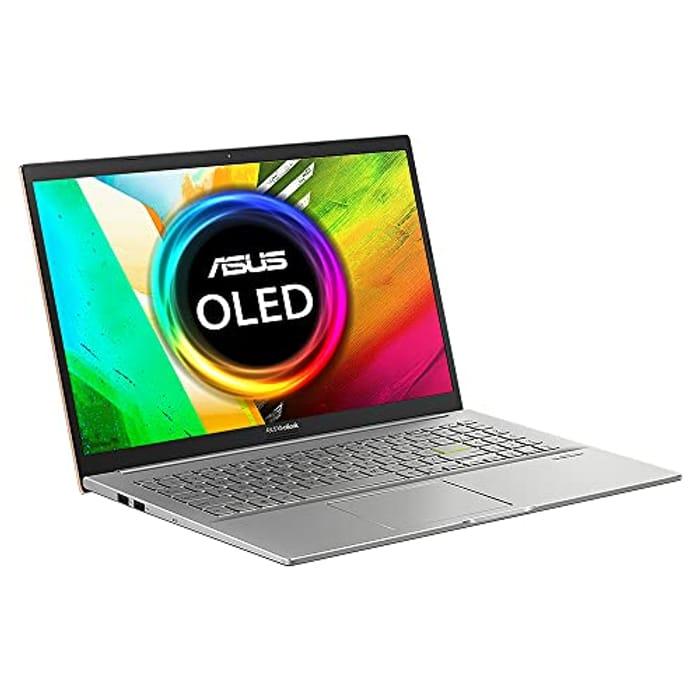 "ASUS VivoBook K513EQ Full HD 15.6"" OLED Screen Laptop"