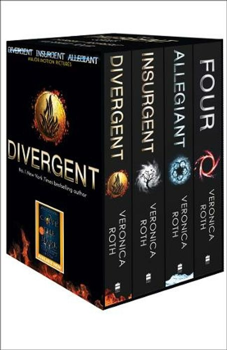 Divergent Series Box Set - Additional £5 off with Code SUMMERTIME