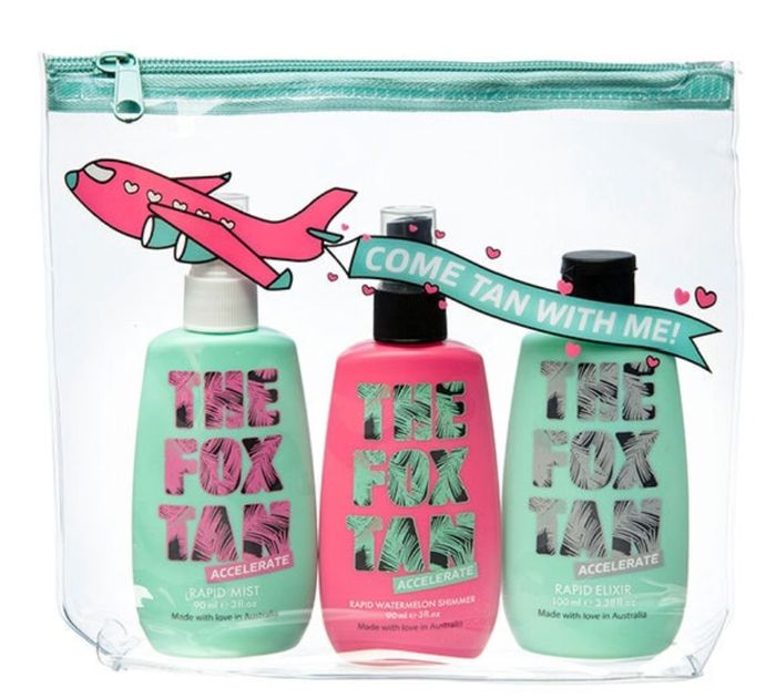 Star Buy! Now £20 on the Fox Tan the Jet-Setter Bundle