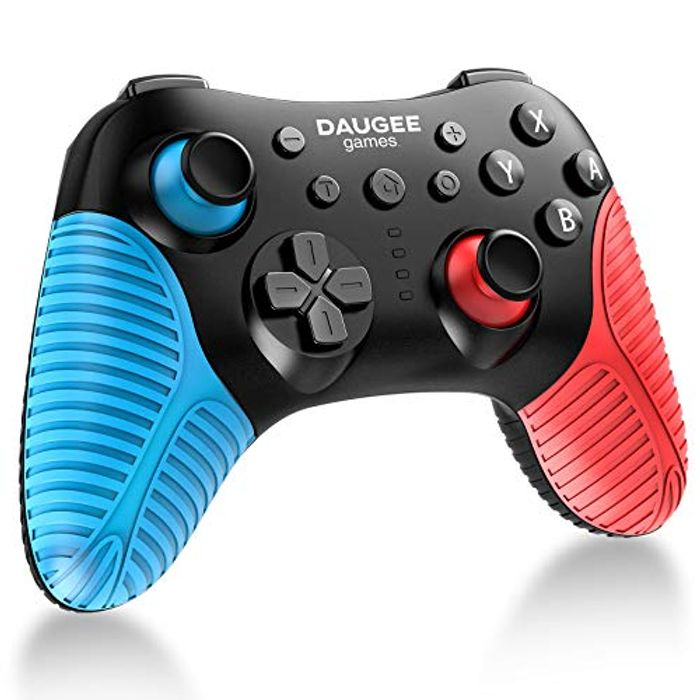 DEAL STACK - Wireless Switch Pro Controller for Nintendo Switch + £10 Coupon