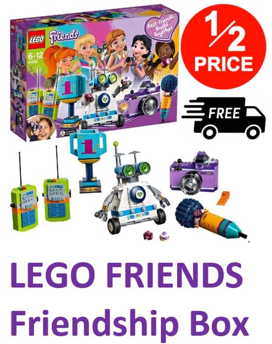 LEGO FRIENDS Friendship Box (41346)