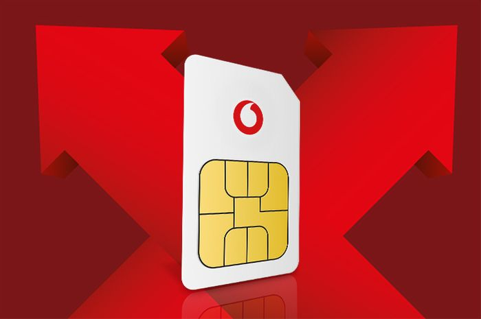 Vodafone - Top Pay As You Go SIMs From £10p/m for 5GB - Contract Free
