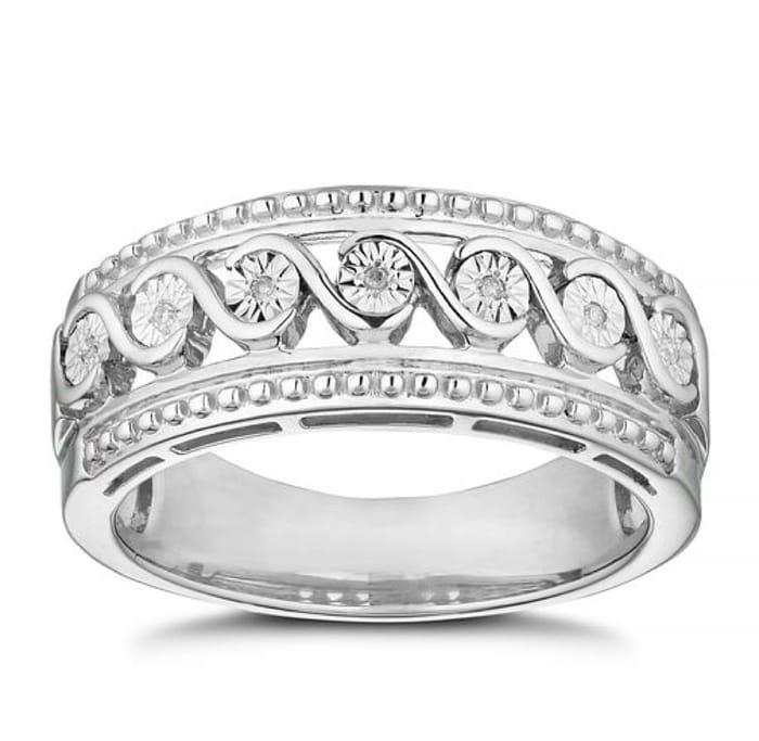 £100 OFF! Diamond Eternity Ring