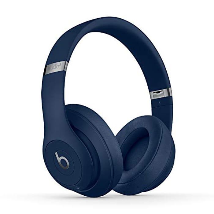 SAVE £140 - Beats Studio3 Wireless Noise Cancelling Over-Ear Headphones