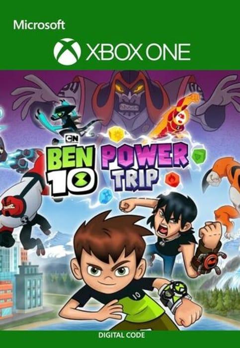 Ben 10: Power Trip (Xbox Argentina) 89p at Igrai/Eneba (VPN Required)
