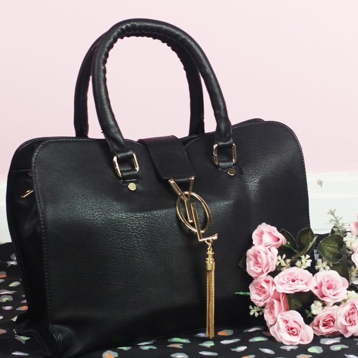 Cheap Handbag - the Classic Black reduced by £24! at Kukubird