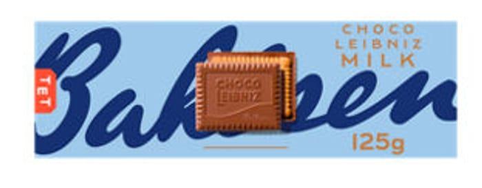 Bahlsen Choco Leibniz Milk Chocolate Biscuits - Only £1!