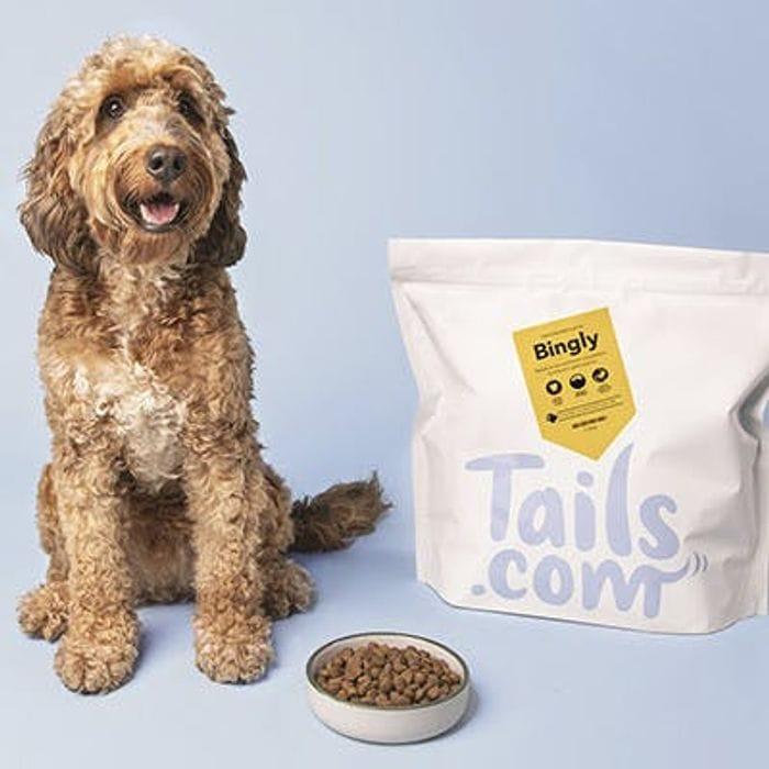 FREE Dog Food Bag (Worth £24)