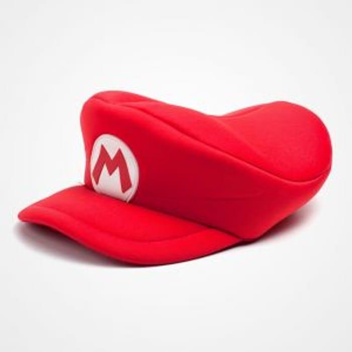Nintendo Super Mario Replica Hat
