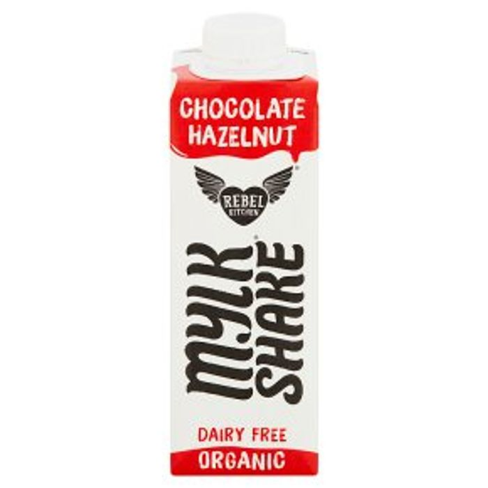 Rebel Kitchen Organic Mylk Shake Chocolate Hazelnut 250ml