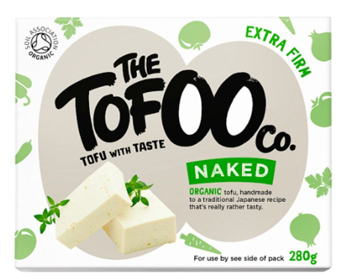 The Tofoo Co. Organic Naked 280g - Only £1.50!