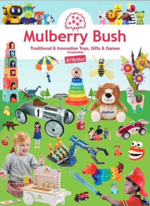 Free Mulberry Bush Catalogue