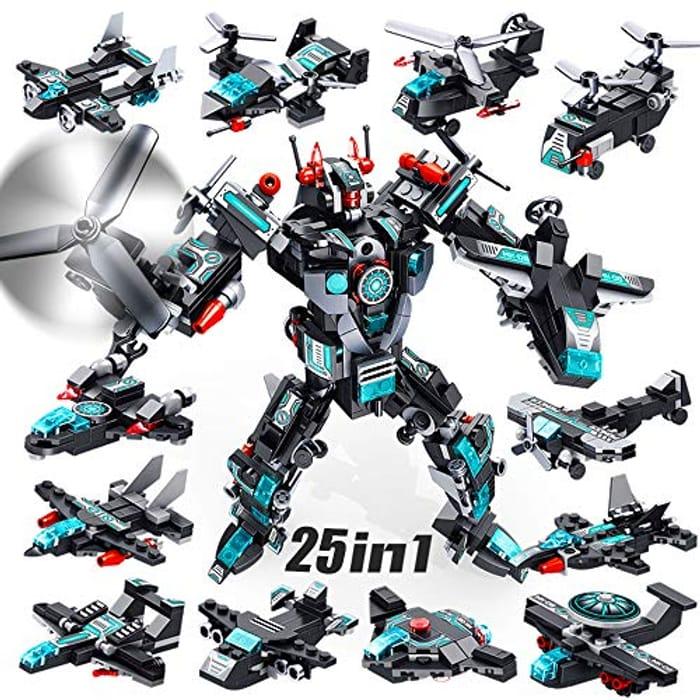 VATOS Robot Building Toys