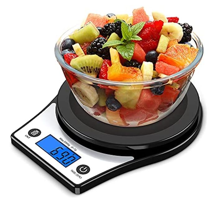 VersionTECH. Kitchen Scale Digital Food Sclae