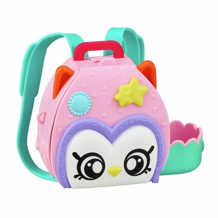 Kindi Kids Owl Petkin Backpack
