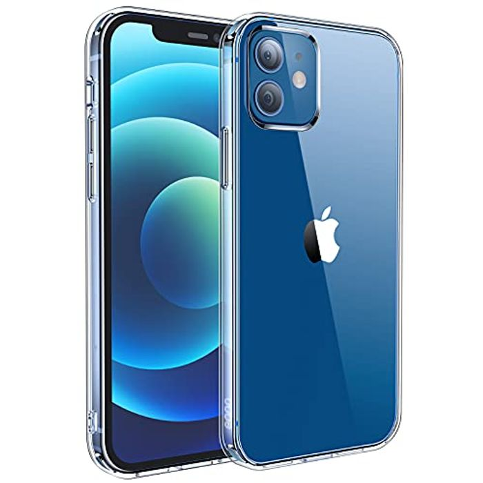 iPhone 12 Shockproof Protective Case Only £5.49 (Prime Delivery)