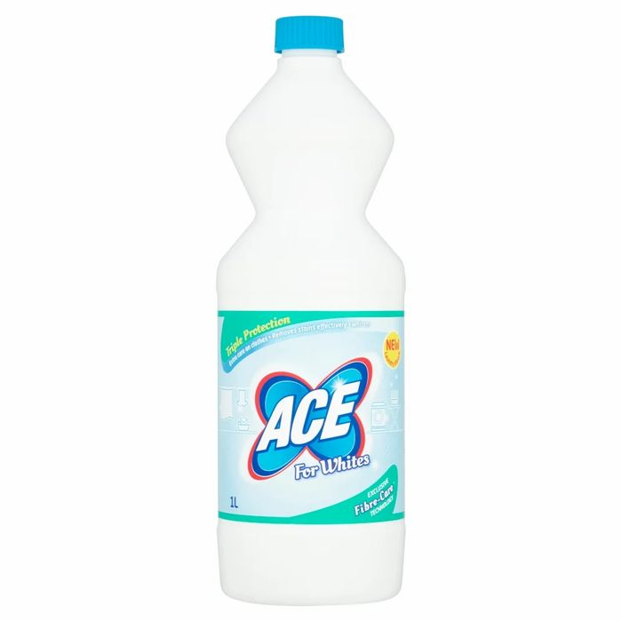 Ace For Whites Stain Remover 1l