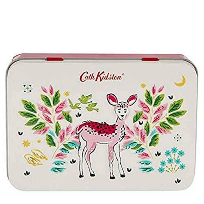 Cath Kidston Magical Woodland Lavender and English Chamomile Hand and Lip Tin
