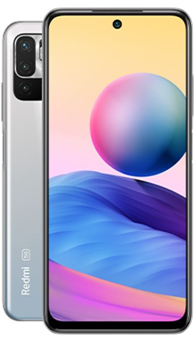 Redmi Note 10 5G 128GB + Free Mi Smartband 6 + 10GB Data Calls & Texts - £13p/m