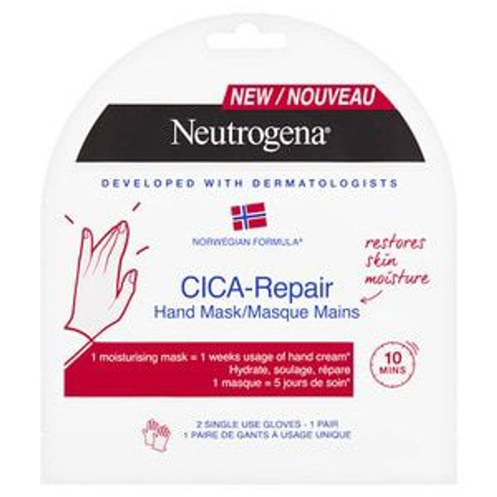 Neutrogena Norwegian Formula Cica Repair Hand Mask