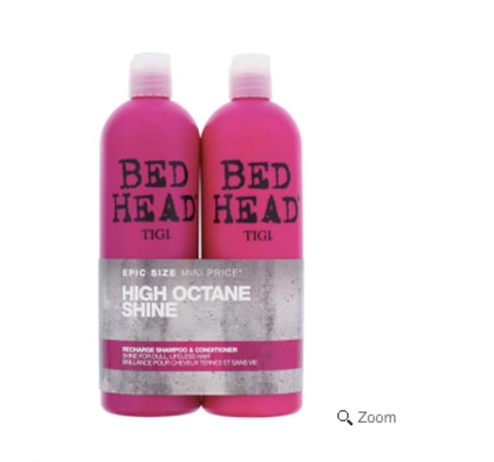 Up to 50% off Tigi Shampoo & Conditioners