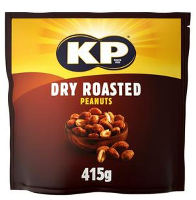 KP Dry Roasted Peanuts at Sainsbury's
