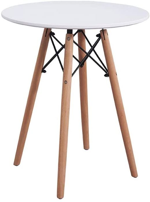 Modern Style Round Table - Just £15.99 Delivered