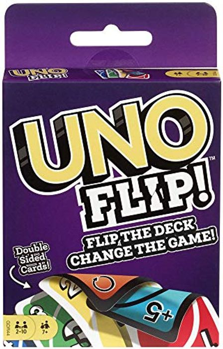 Mattel Games GDR44 UNO Flip Card Game