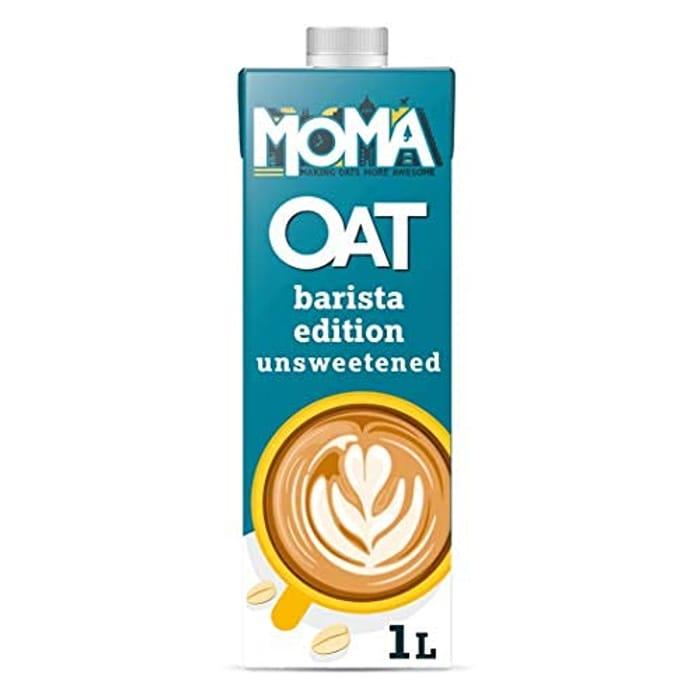 MOMA Oat Drink 6x 1 litre,Big Saving, Amazon