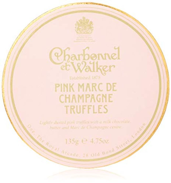 Charbonnel Et Walker Pink Champagne Truffles, 135g