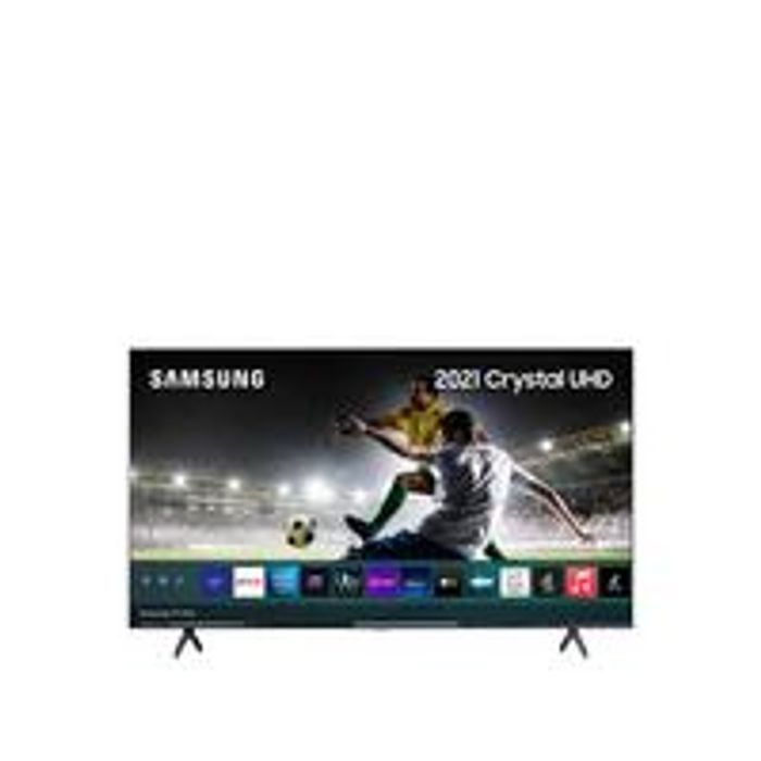 Samsung 2020 50 Inch TU7020, Crystal UHD, 4K HDR, Smart TV