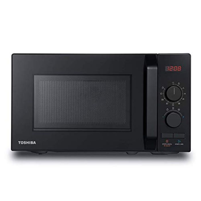 Toshiba 800 W 20 L Microwave Oven with 8 Auto Menus