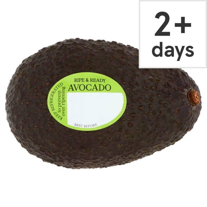 Tesco Ripe & Ready Avocado Clubcard Price