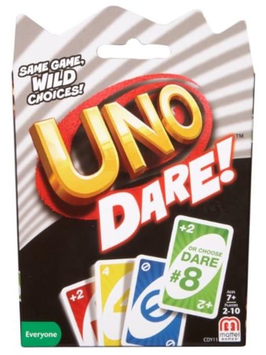 Best Price! Uno Dare Card Game