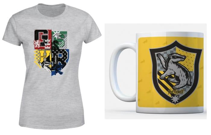 Selected Harry Potter T-Shirt and Mug Bundles - £8.99 Delivered