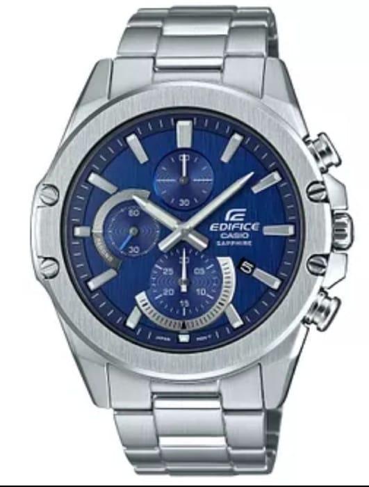 Casio Edifice Men's Stainless Steel Bracelet Watch