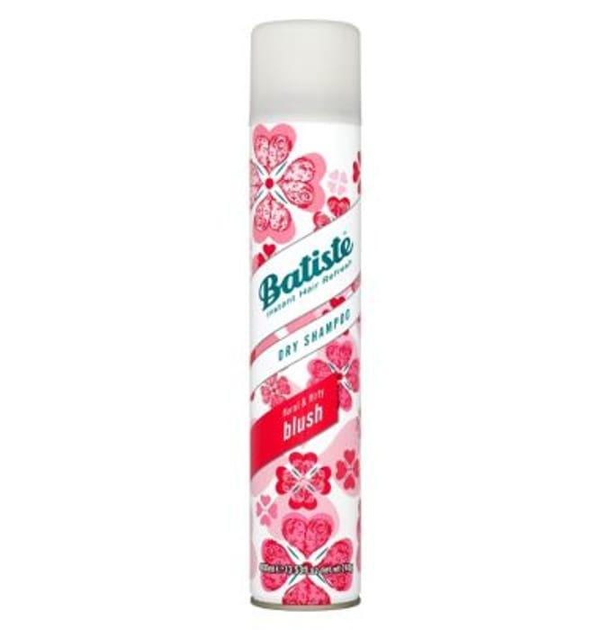 Batiste Dry Shampoo Blush - Floral & Flirty 400ml