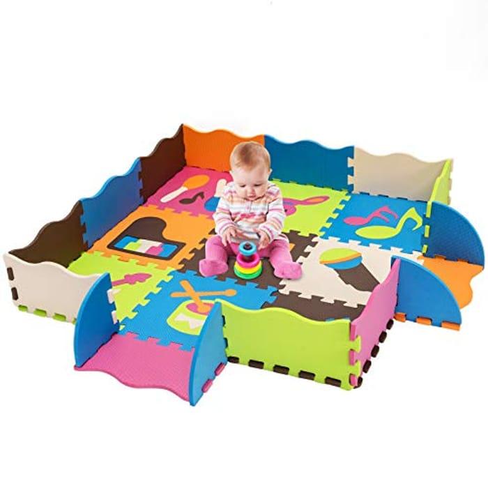 Baby Foam Play Mats