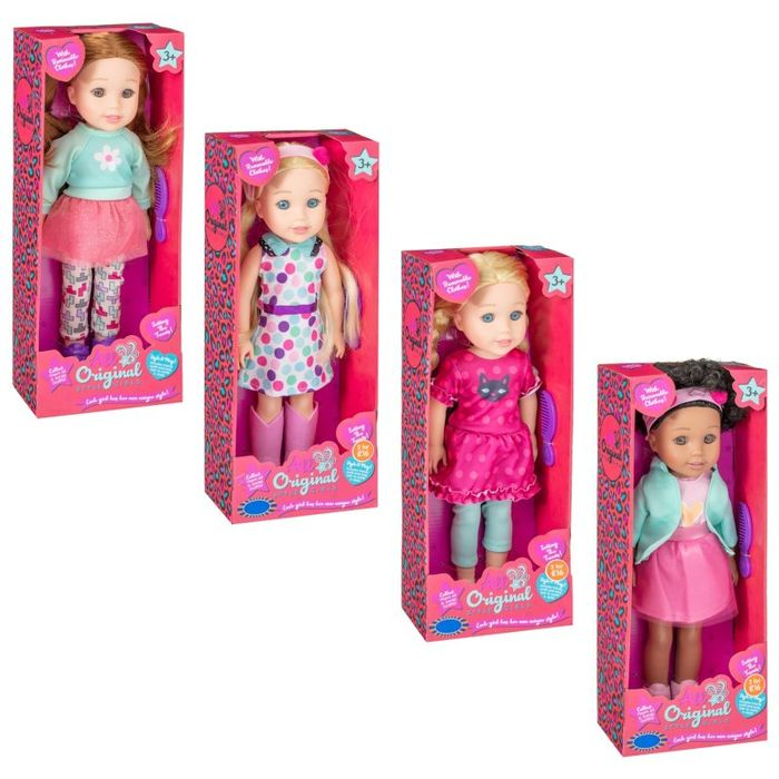 All Original Style Doll