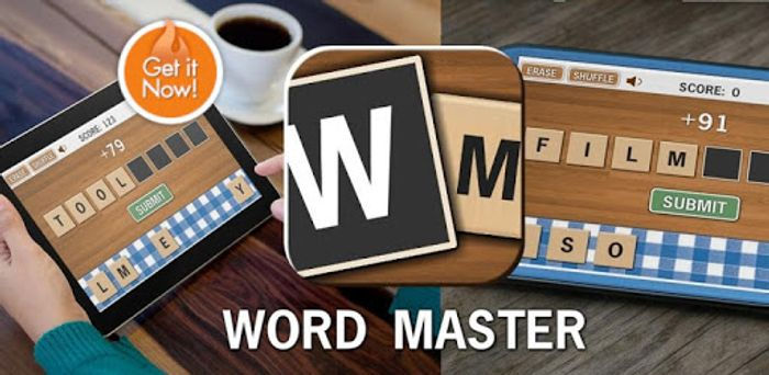 Word Master Pro - Usually £1.79