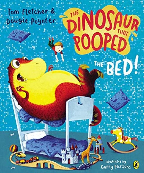 Special Offer! The Dinosaur That Pooped the Bed