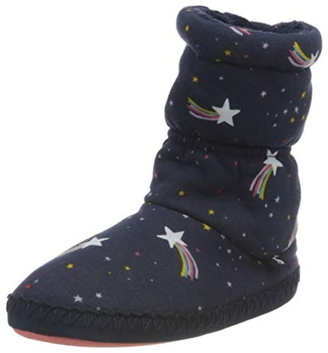 Joules Girl's Padabout Slipper