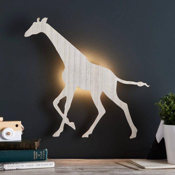 Giraffe Children's Wall Light