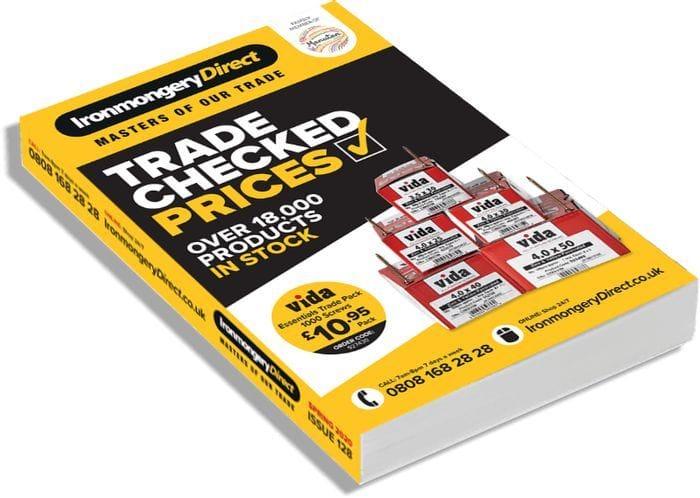 Free Ironmongery Direct Catalogue
