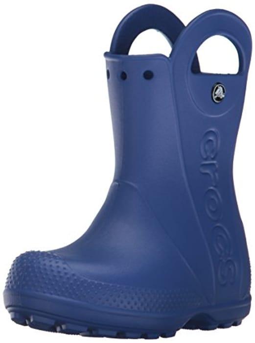 Crocs Unisex Kid's Handle It Rain Boot - Only £8.20!
